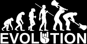 Evolution - Die Rockband!