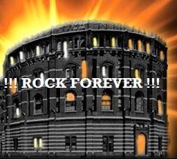 Rock Forever Festival – Bank Austria Halle Gasometer!